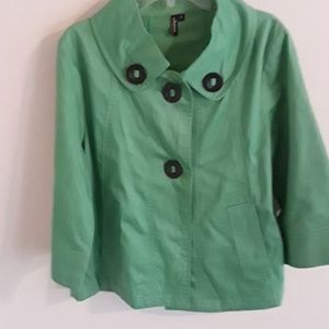Auibition Women Short Jacket